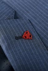 Roy Robson Slim Fit Blue Pin Stripe Suit