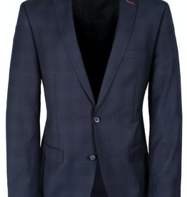 Roy Robson Slim Fit Prince of Wales Suit