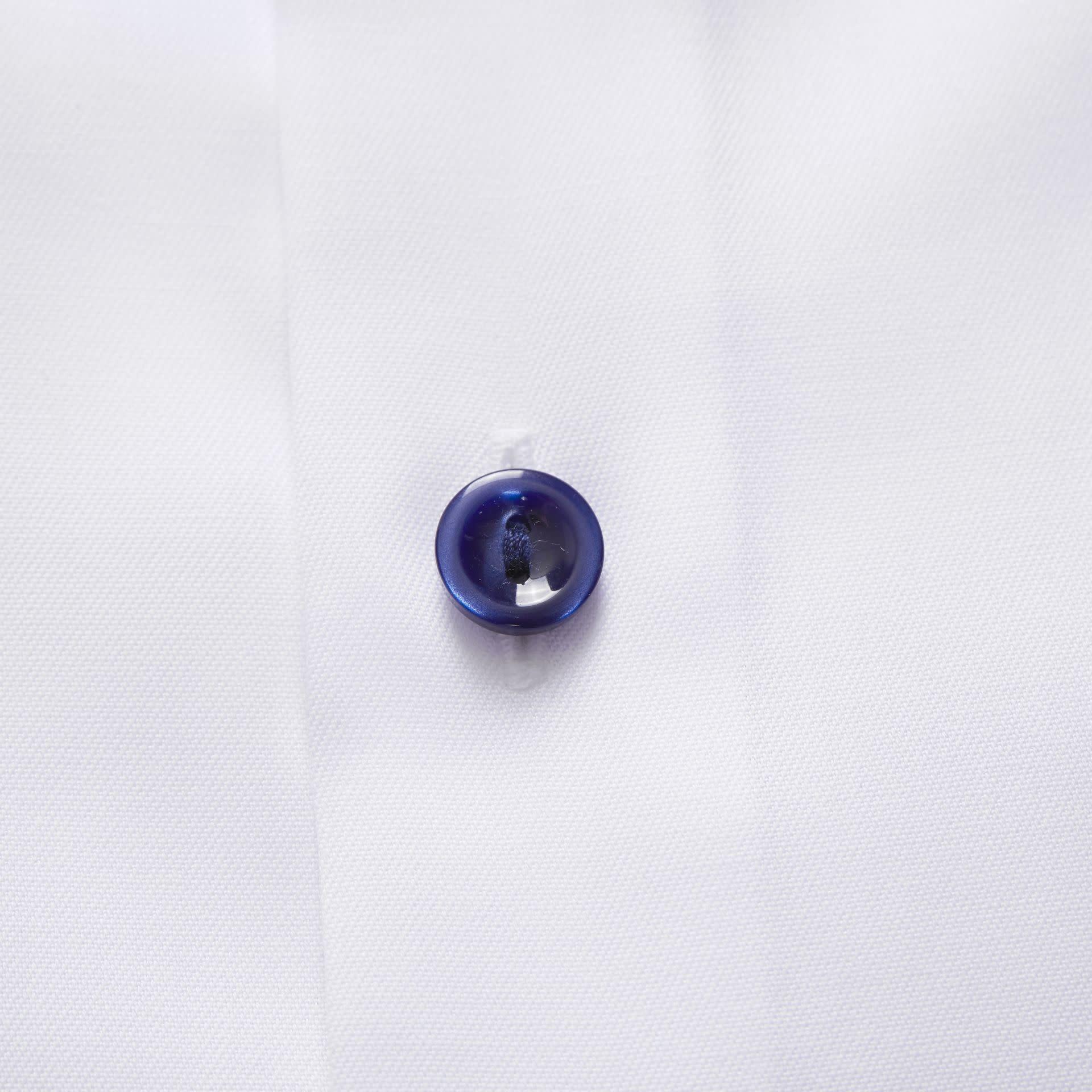 Eton Signature twill with Navy button