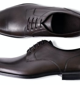 Roy Robson Mahogany Oxford Shoe
