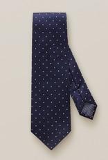 Eton Navy Polka Dot Tie