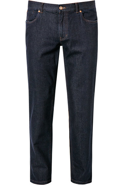 Hiltl Raw Satorial Denim - Midnight Blue