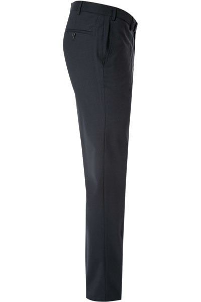 Hiltl Perfetto Signature Pure Wool Trouser - Navy