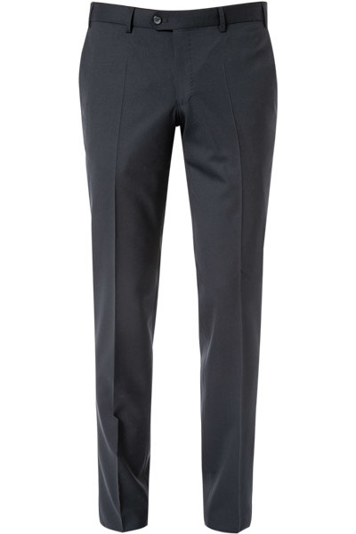 Hiltl Perfetto Signature Pure Wool Trouser - Navy