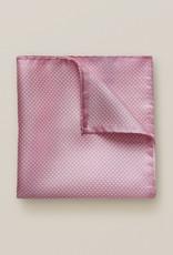 Eton Pink Polka Dot Pocket Square