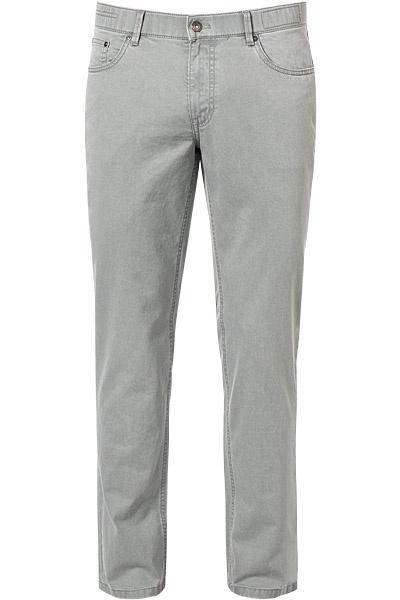 Hiltl Twill cotton jean - grey