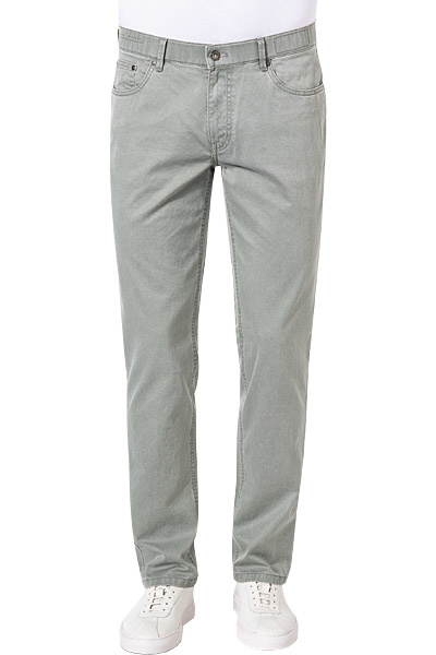 Hiltl Twill cotton jean - grey