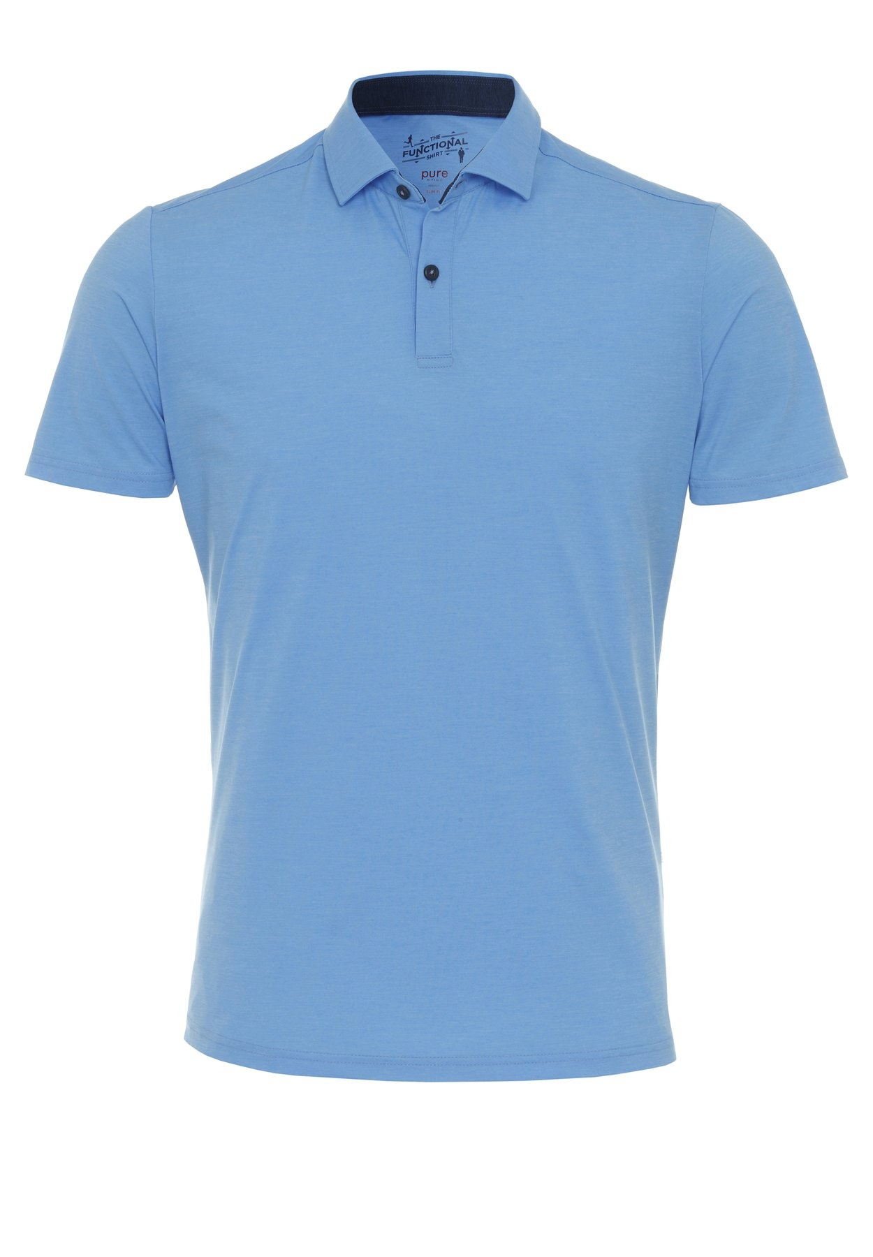 The Functional Polo - Slim Fit