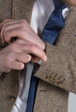 Torre Taupe Donegal tweed jacket