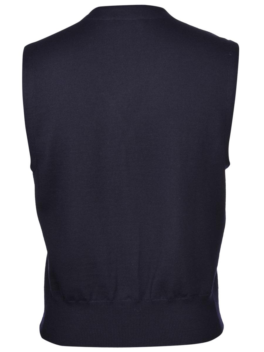 Gran Sasso Merino Wool Waistcoat with pocket