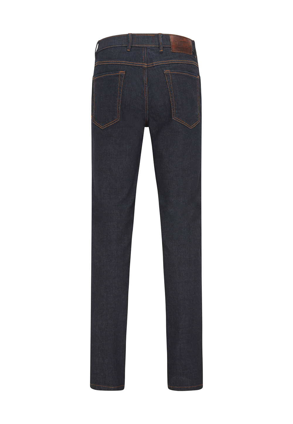 Hiltl Triple D Raw Denim - Dark Blue