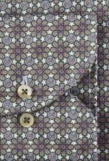 Stenstroms Casual Kaleidoscope Fitted Shirt