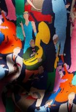 Eton Jazz Print on Lyocell