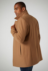 Remus Uomo Lohman Overcoat camel