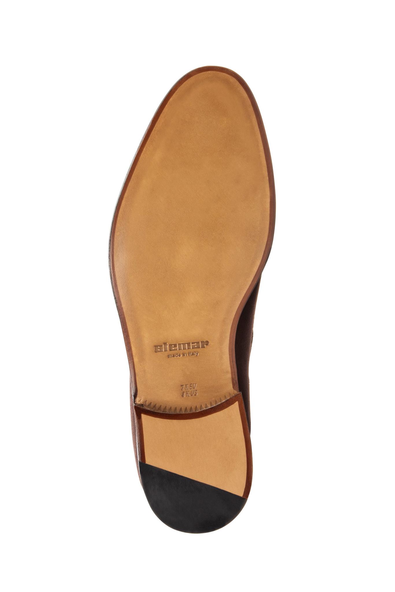 Stemar Venezia - Tassle Suede Loafer