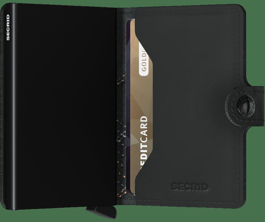Secrid Linea Orange Wallet
