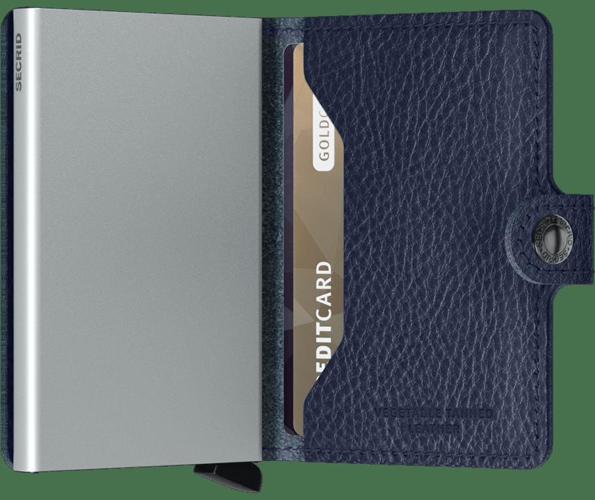 Secrid Indigo - Titanium Mini wallet