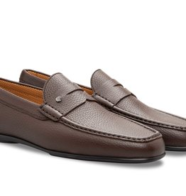 Stemar Bologna - Brown Calfskin loafer