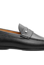 Stemar Bologna - Black Calfskin loafer