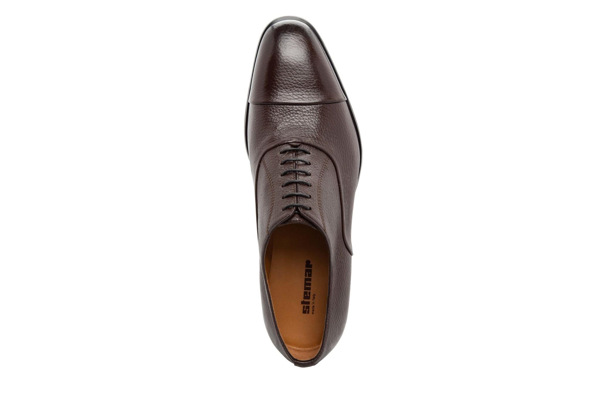 Stemar Ferrara - Deerskin Oxford Shoe