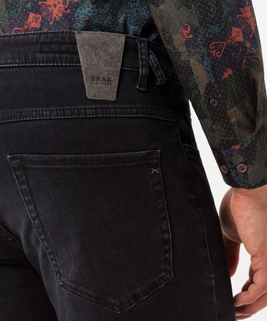Brax Vintage Black boosted denim slim fit