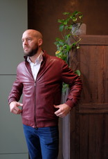 Torras Lambs Leather Bomber Jacket