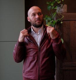 Torras Lambs Leather Bomber Jacket