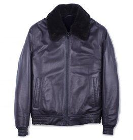 Torras Superfine Lamb Napa leather with detachable collar