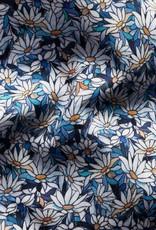 Eton Floral Daisy Print on Signature twill