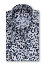 Stenstroms Premium Flower Print Linen- Slimline