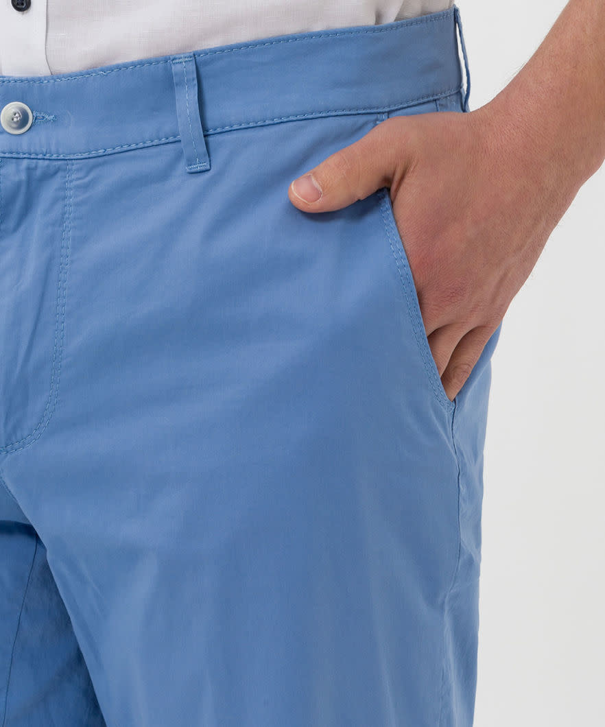 Brax Lightweight Cotton short - high rise