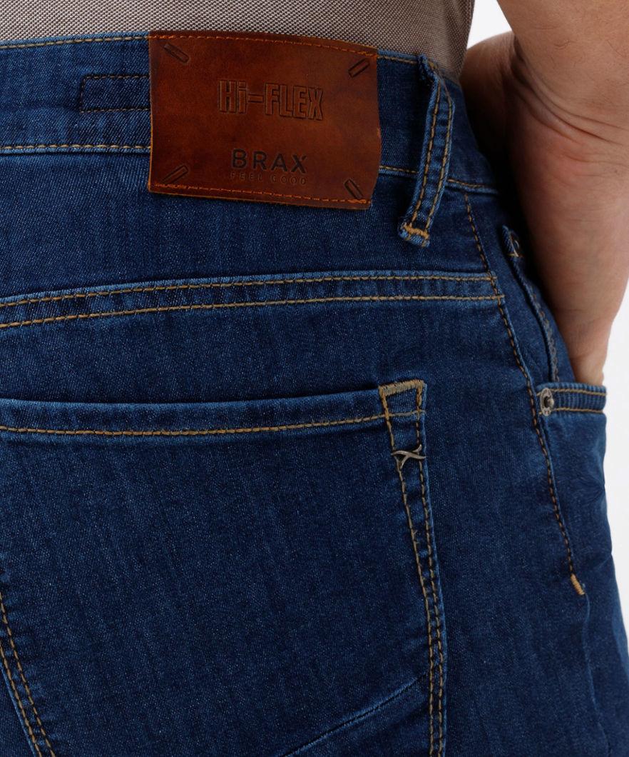 Brax Organic Hi flex summer jean - chuck