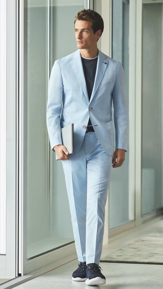 Roy Robson Ultra Lightweight Cotton trouser