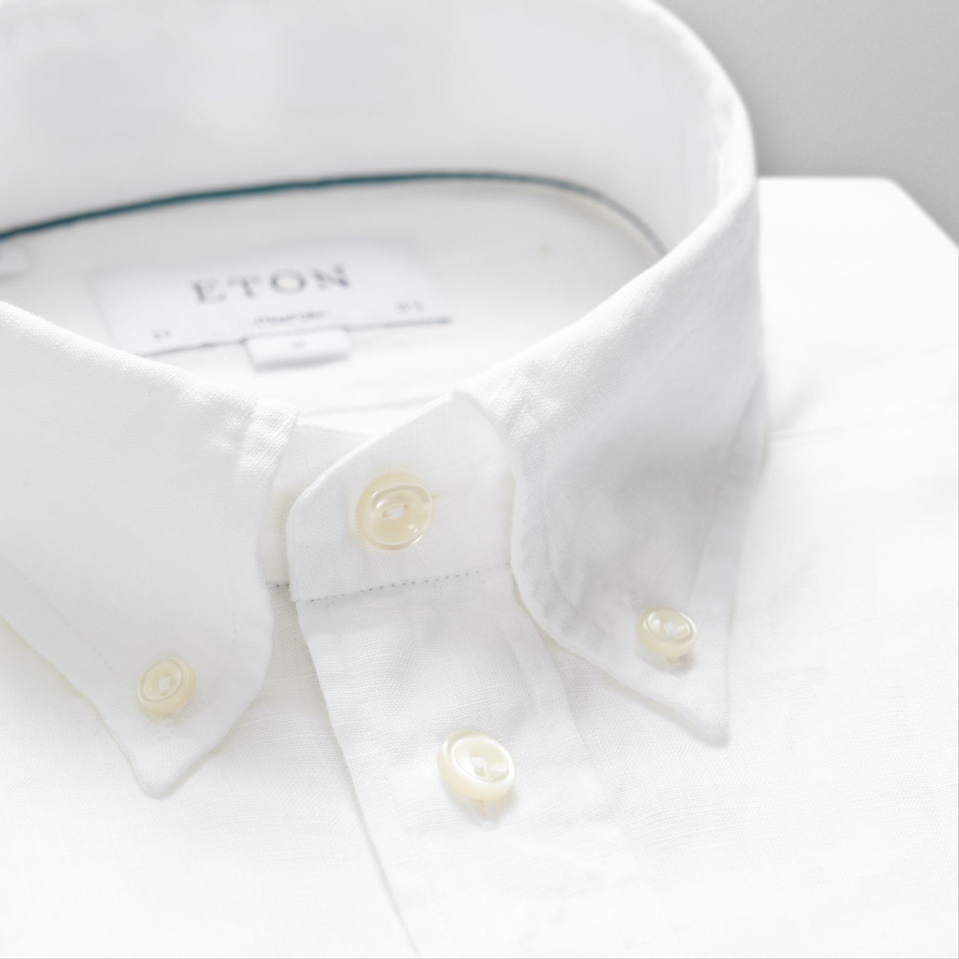 Eton Linen button down