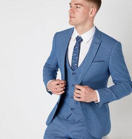 Remus Uomo Houndstooth slim 3 piece suit