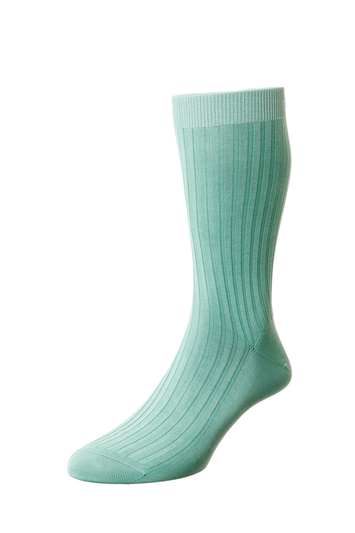 Pantherella 5X3 Rib Mercerised Cotton Socks - Danvers