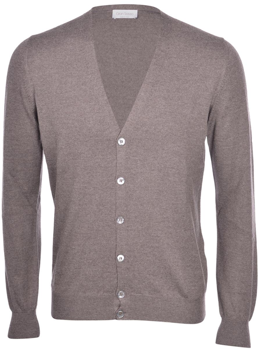 Gran Sasso Vintage Merino Cardigan