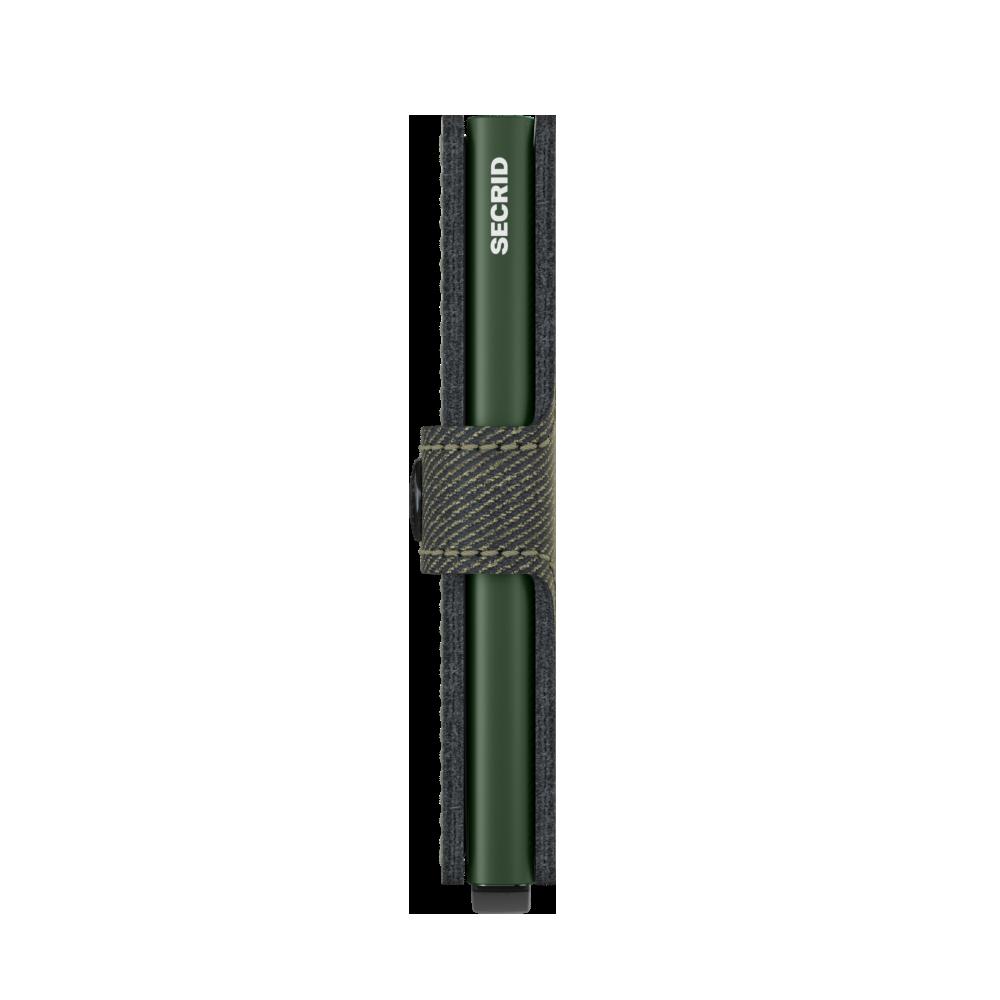 Secrid miniwallet twist green