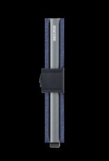 Secrid miniwallet saffiano navy