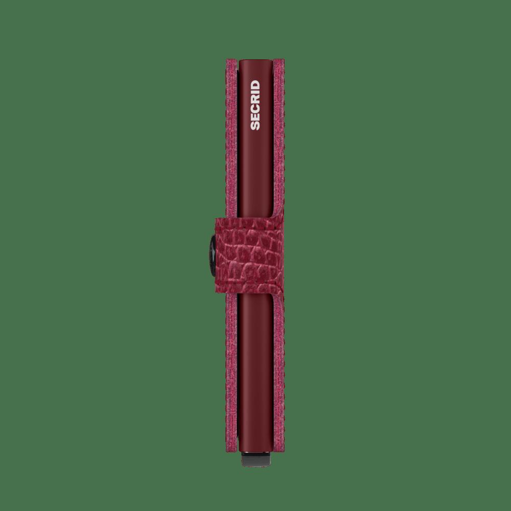 Secrid miniwallet nile ruby