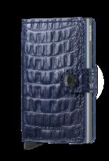 Secrid mini wallet nile blue