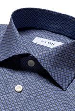 Eton Super fine twill with Diamond Print