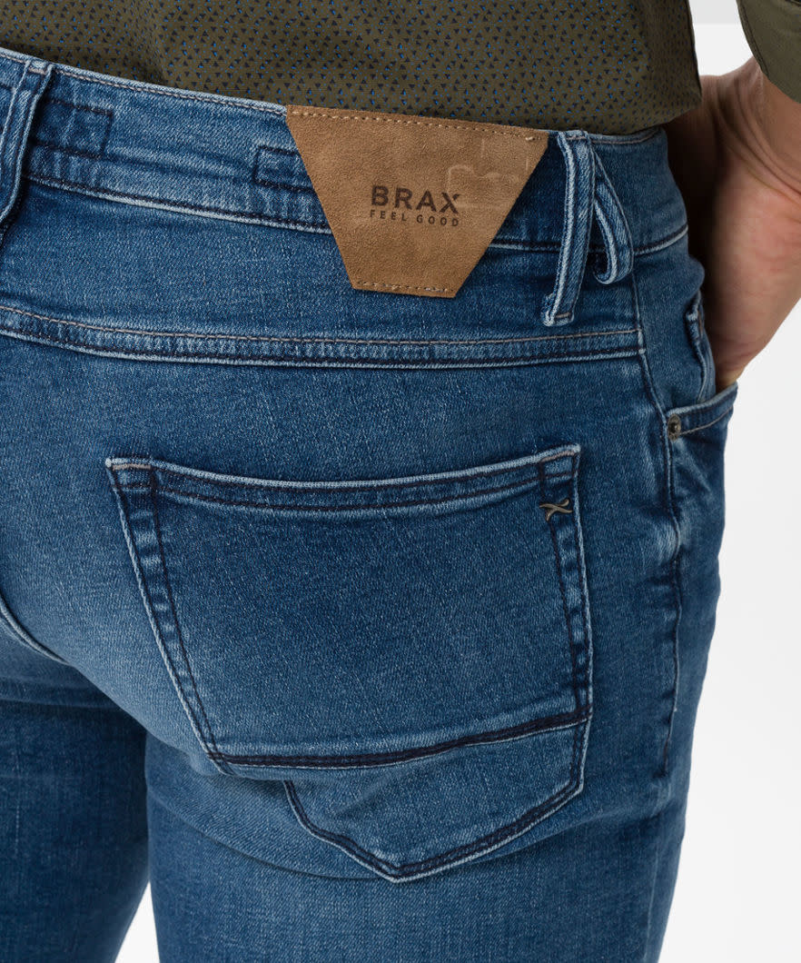 Brax Vintage Flex Slim Denim Blue