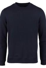 Stenstroms Cotton navy sweatshirt