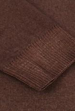 Stenstroms Textured dye crew rust