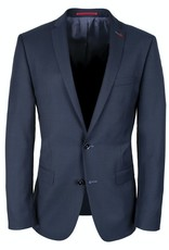Roy Robson Slim Fit Royal Blue suit with button detail