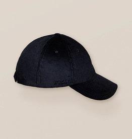 Eton Dark Blue Corduroy Cap