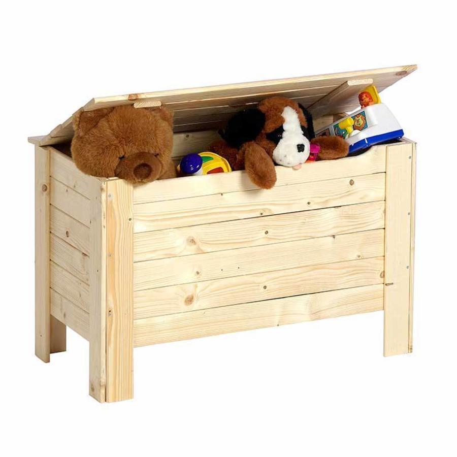 CASIBEL Houten speelgoedkist