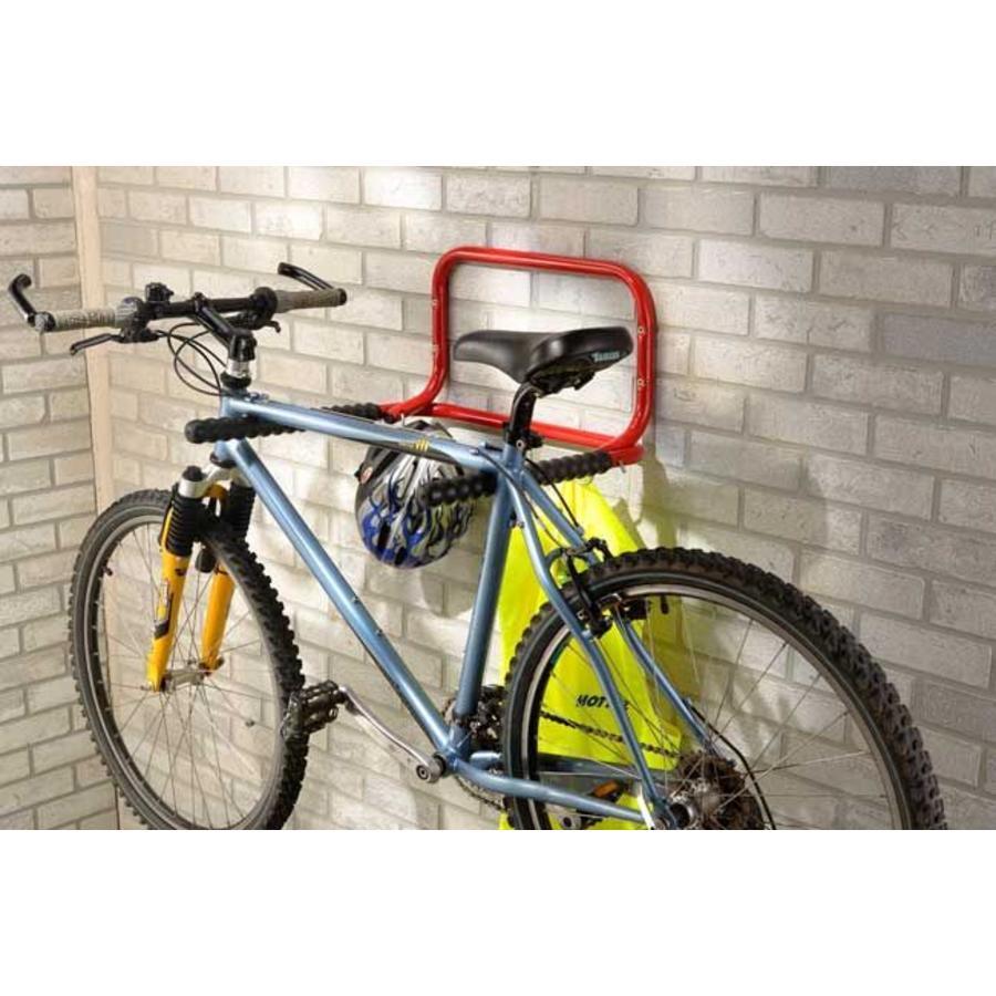 MOTTEZ Fiets ophangsysteem inklapbaar voor 2 fietsen