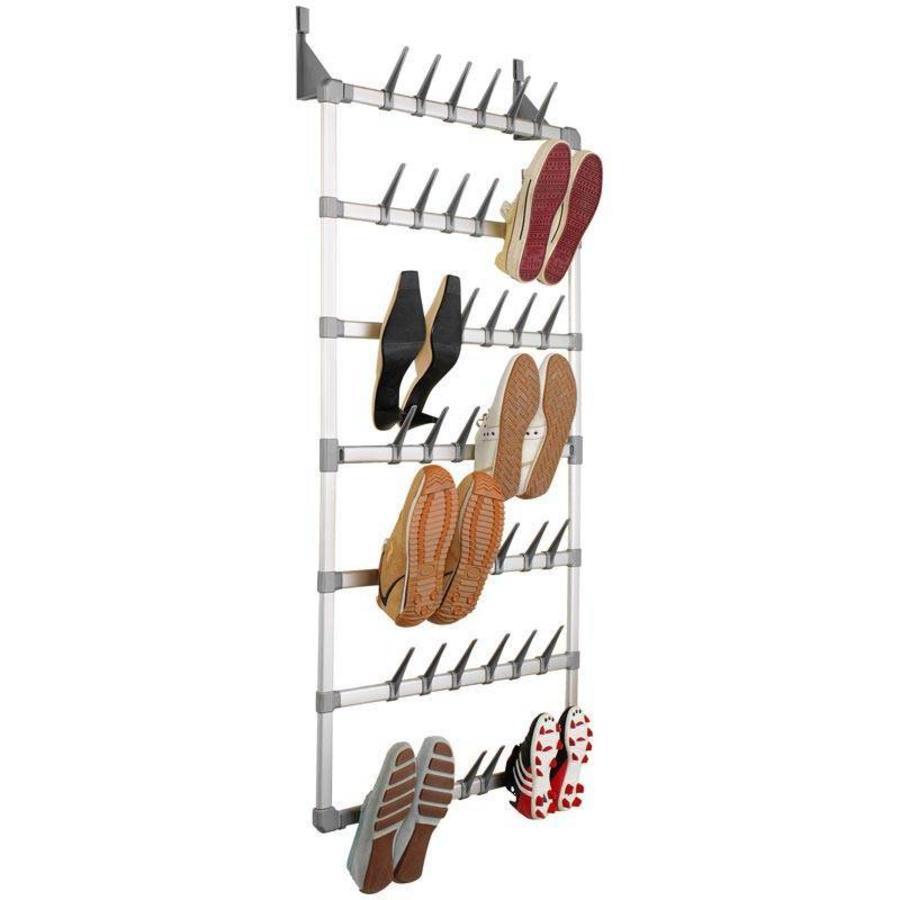 RUCO Schoenenrek deur voor 21 paar schoenen